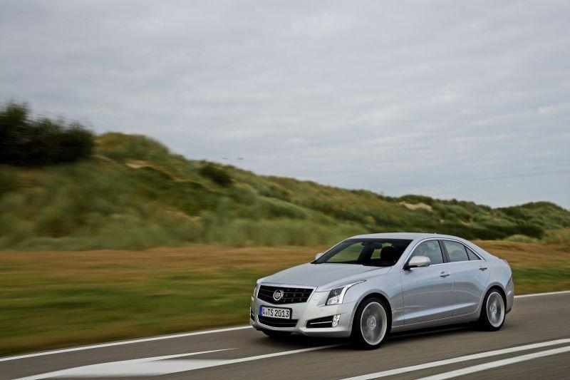 Cadillac ATS Sedan V 3.6 V6 (461 Hp) Automatic
